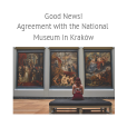 Domyślna miniatura do artykułu Agreement between Faculty of International and Political Studies of the Jagiellonian University and the National Museum in Kraków