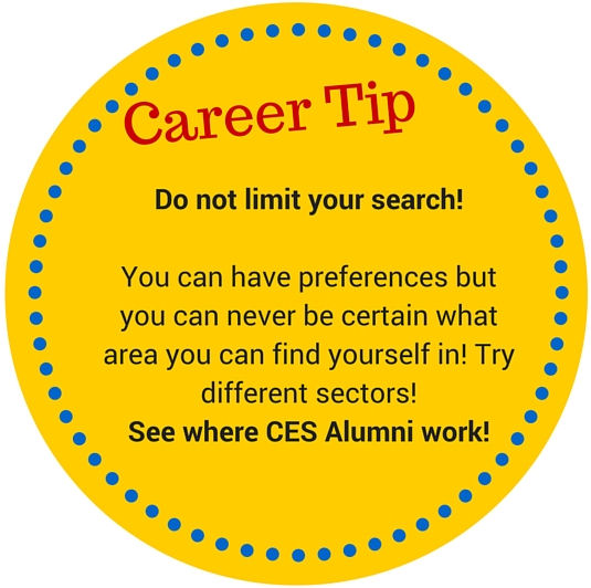 Careers and More - Centre for European Studies - Uniwersytet